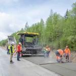 Läti esimene betoontee katselõik