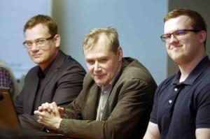Sven Sillamäe, Janek Hendrikson & Karli Kontson
