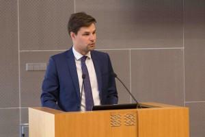 Kalle Palling Riigikogu EL asjade komisjoni esimees